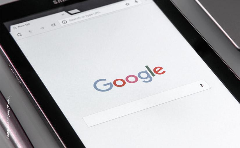 Selbstdiagnose mit Google