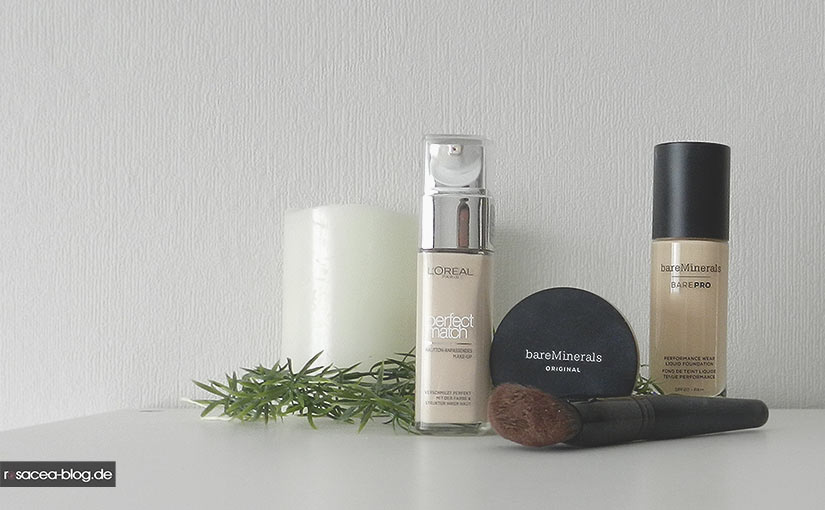 Rötungen abdecken - Richtiges Makeup bei Rosacea
