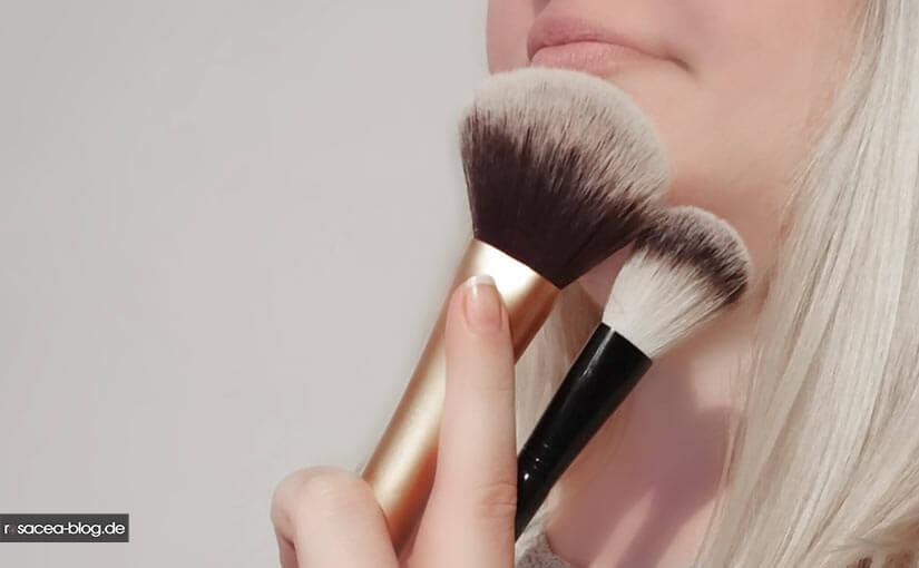 Rötungen abdecken – Make up bei Rosacea richtig auftragen