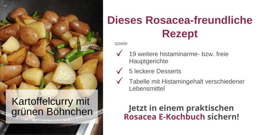E-Kochbuch 25 rosaceafreundliche Rezepte